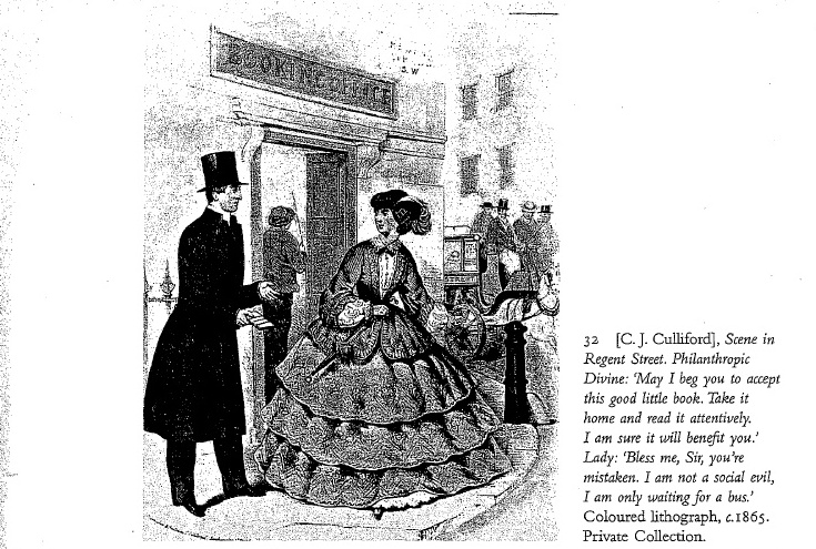 I am not a social evil, Victorian London prostitution
