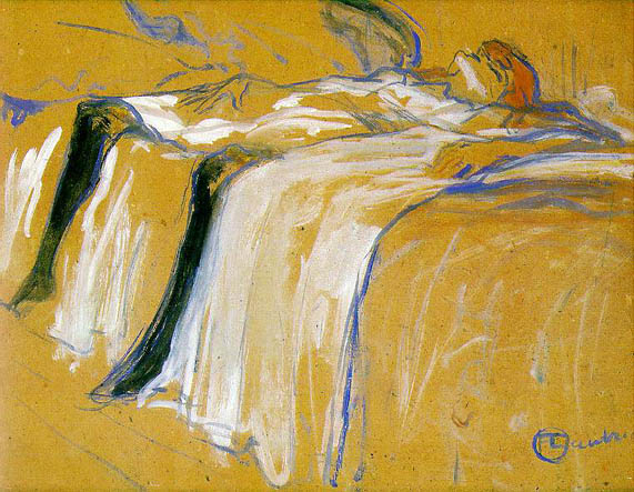Toulouse-Lautrec, Alone