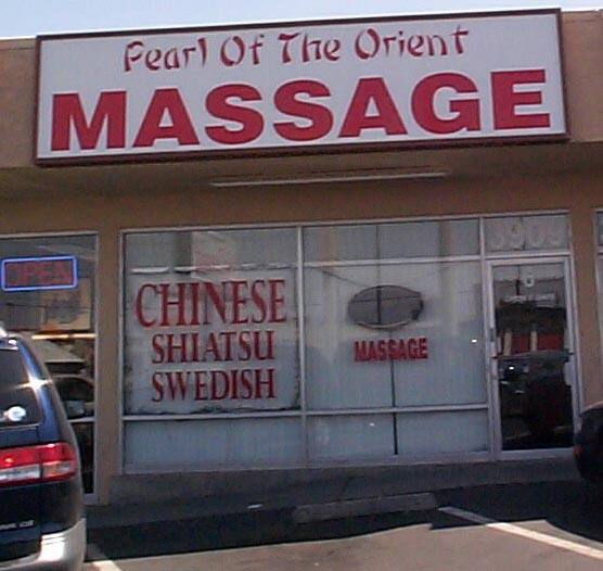 Las vegas massage parlor sex sauna