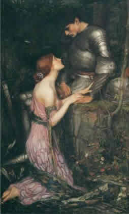 Male knights having sex